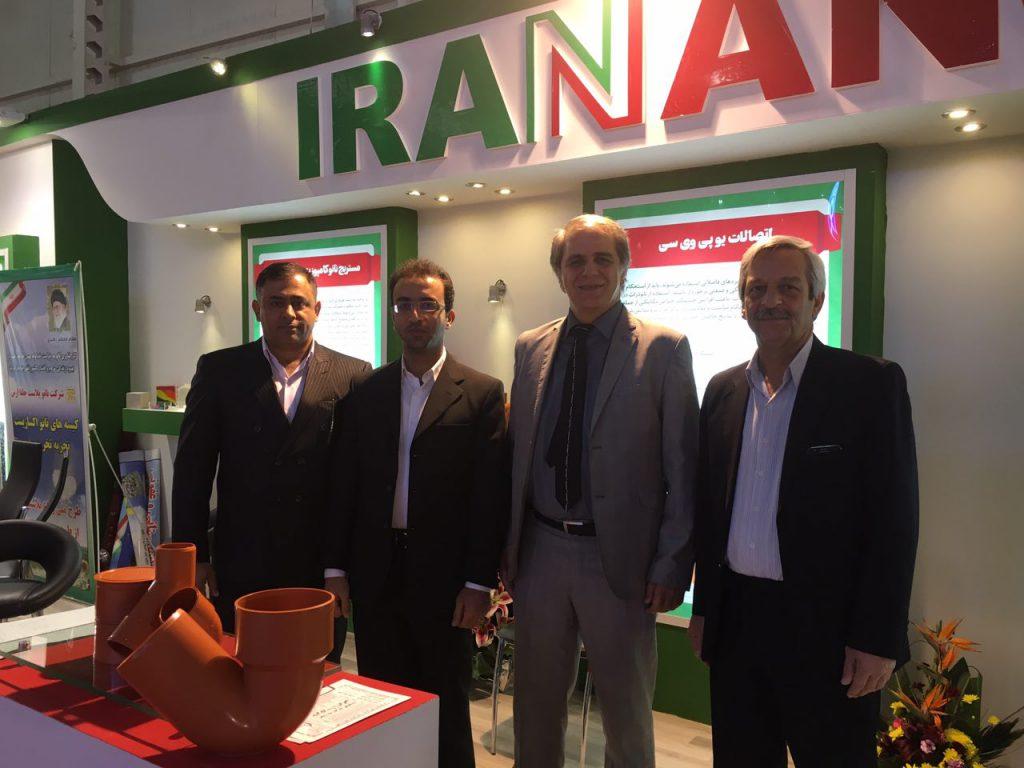 حضور ۸ شرکت فعال نانویی در نمایشگاه ایران پلاست